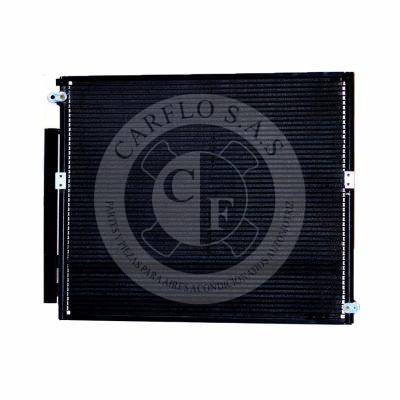 CD0054CF CONDENSADOR TOYOTA PRADO 2004-2012 CARFLO SAS